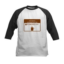 Database Administrator Powered by Coffee Tee