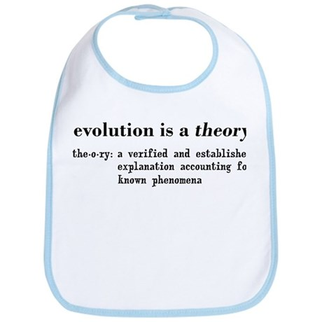 Evolution Definition of Theory Bib