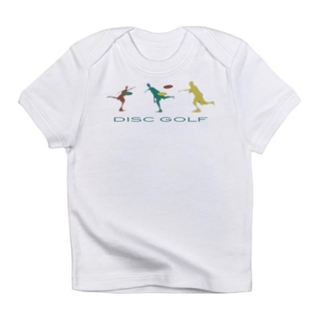 Disc Golf Triple Play Infant T-Shirt