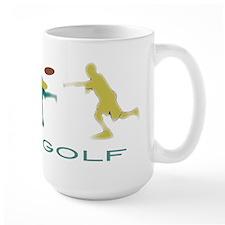 Disc Golf Triple Play Mug