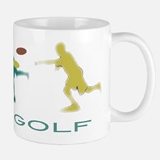 Disc Golf Triple Play Mug