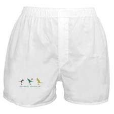 Disc Golf Triple Play Boxer Shorts