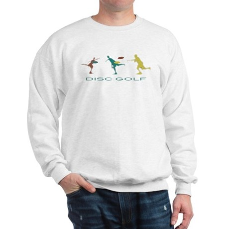 Disc Golf Triple Play Sweatshirt