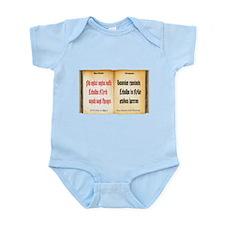 Cthulhu Fhtagn Infant Bodysuit