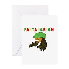 PASTAFARIAN Greeting Card