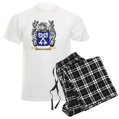 Blaszkiewicz Family Crest - Blaszkiewicz C Pajamas
