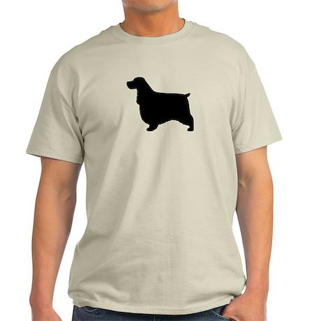 English Cocker Spaniel Light T-Shirt