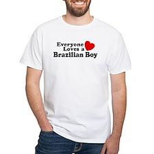 Everyone Loves a Brazilian Boy Shirt