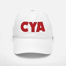 Cover Your Ass Baseball Baseball Cap