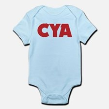 Cover Your Ass Infant Bodysuit