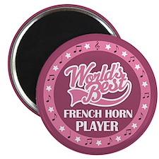 French Horn (World's Best) Magnet