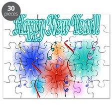 Happy New Year Square.png Puzzle