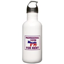 DEMOCRAT VOTER Water Bottle