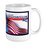Wild Bill For America Eagle Mugs