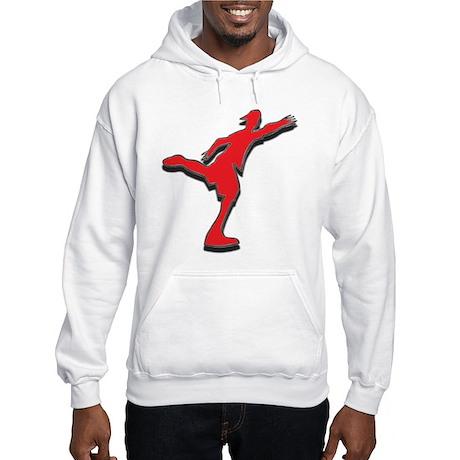 disc golfer supreme Hooded Sweatshirt