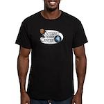iscsticker.jpg Men's Fitted T-Shirt (dark)