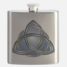 Trinity Knot square.png Flask
