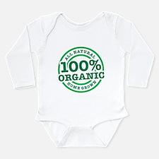 100organic Body Suit