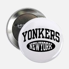 Yonkers New York Button