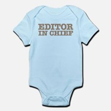 Editor in Chief Infant Bodysuit