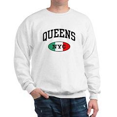 Italian Queens NYC Sweatshirt
