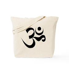 Large OM Symbol Tote Bag