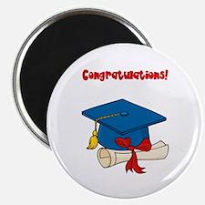 "Graduation 2.25"" Magnet (10 pack)"