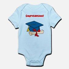 Graduation Infant Bodysuit