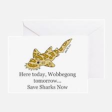 Wobbegong Greeting Card