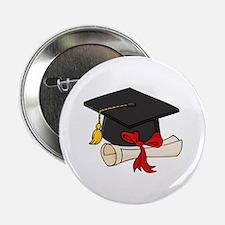 """Graduation 2.25"""" Button"""
