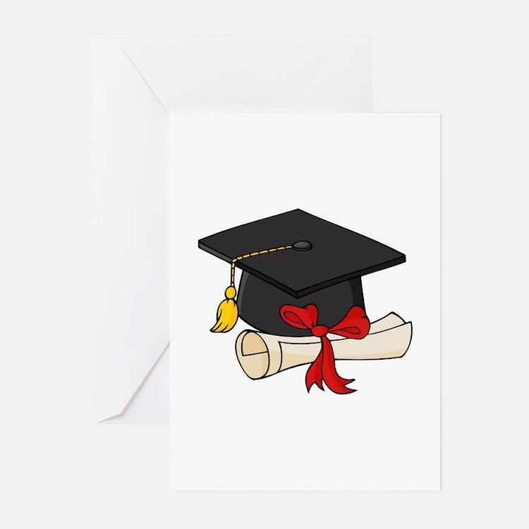 Graduation Greeting Cards (Pk of 20)