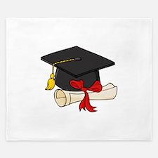 Graduation King Duvet