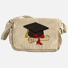 Graduation Messenger Bag