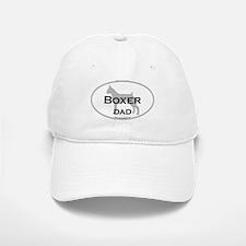Boxer DAD Baseball Baseball Cap