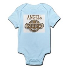 Angel's Rodeo Personalized Infant Creeper