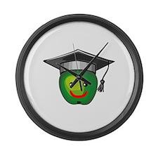 Graduation Large Wall Clock