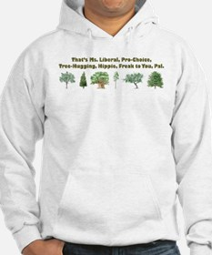 That's Ms. Liberal Jumper Hoody