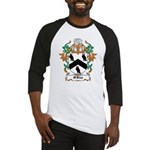 O'Finn Coat of Arms Baseball Jersey