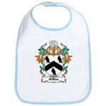 O'Finn Coat of Arms Bib