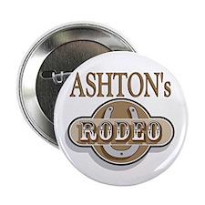 Ashton's Rodeo Personalized Button