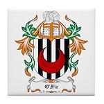 O'Fie Coat of Arms Tile Coaster