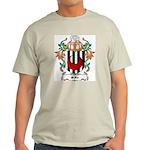 O'Fie Coat of Arms Ash Grey T-Shirt