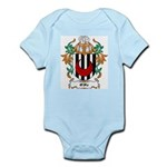 O'Fie Coat of Arms Infant Creeper