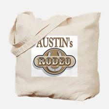 Austin's Rodeo Personalized Tote Bag
