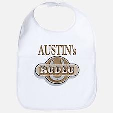 Austin's Rodeo Personalized Bib