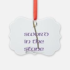 SWORD IN THE STONE™ Ornament