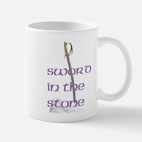 SWORD IN THE STONE™ Mug