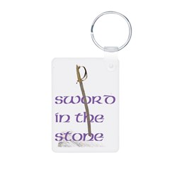 SWORD IN THE STONE™ Keychains