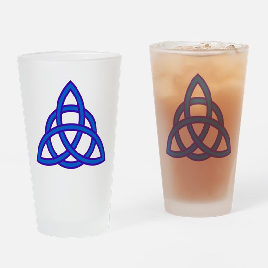 Triquetra Drinking Glass