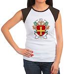 O'Feeney Coat of Arms Women's Cap Sleeve T-Shirt